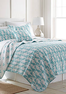 Elise & James Home™ Seahorse King Quilt