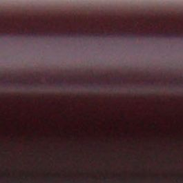 Window Hardware: Mahogany Rod Desyne™ 10 RINGS W/ CLPS 1 3/8 CC