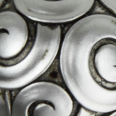 Window Hardware: Satin Nickel Rod Desyne™ BONBON DBL 13/16 4884 BLK