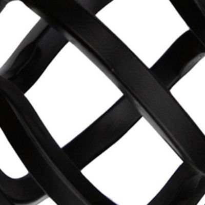 Window Hardware: Black Rod Desyne™ TWIST DBL 13/16 4884 STN NKL