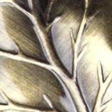 Window Hardware: Antique Brass Rod Desyne™ IVY HLDBK PR ANT BRS