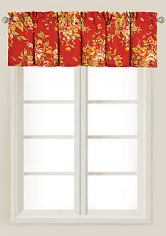 C&F Rossa Valance - Online Only