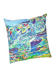 C&F Sea Turtle Decorative Pillow