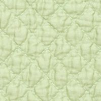 Table Linens and Placemats: Sage C&F AQUA PM QLT SCALLOP