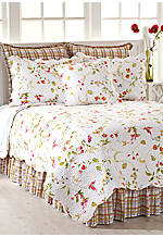 Priscilla Floral Full/Queen Quilt 90-in. x 92-in.