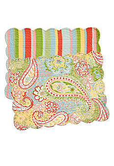 C&F Bright Paisley Placemat