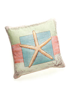 C&F Montego Starfish Pillow 18-in.