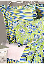 Key West Quilted Standard Sham 20-in. x 26-in.