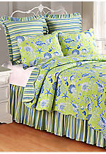 Key West Full/Queen Quilt 90-in. x 92-in.
