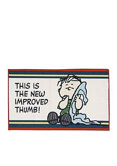 Nourison Linus™ and Blanket Rug