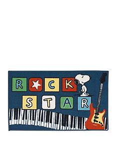 Nourison Snoopy™ Rockstar Rug