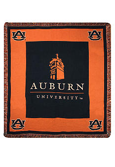 Auburn Tigers Tapestry Throw