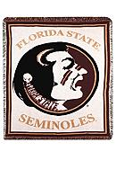 Florida State Seminoles Tapestry Throw