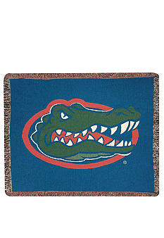 Manual Woodworkers Florida Gators Tapestry Throw