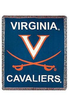 N/A Virginia Cavaliers Tapestry Throw