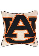 Auburn Tigers Tapestry Decorative Pillow