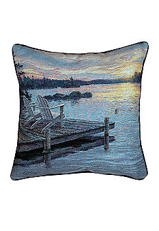 Manual Woodworkers Preferred Seating Decorative Pillow