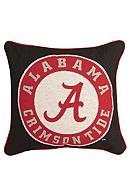 Alabama Crimson Tide Tapestry Decorative Pillow