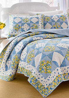 Laura Ashley GRACE KING QUILT