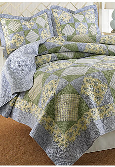 Laura Ashley Caroline Quilt - Online Only