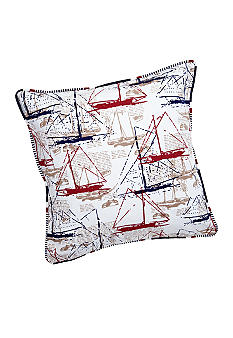 Newport Getaway Decorative Pillow