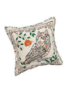 Newport Mister Owl Decorative Pillow Belk - Everyday Free Shipping