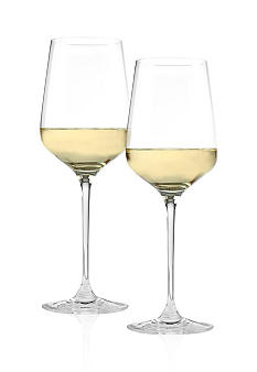 Oneida Compose White Wine Glass 2-pack
