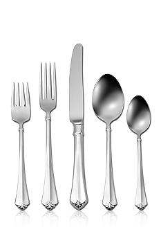 Oneida Julliard 20 Piece Stainless Flatware Set