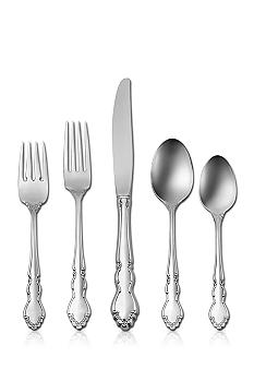 Oneida Dover 20 Piece Stainless Flatware Set