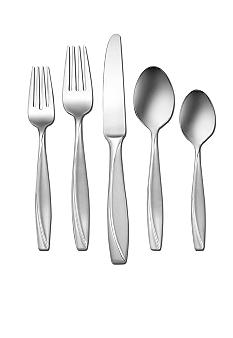 Oneida Cleo 45pc Flatware Set
