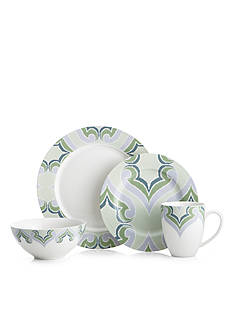 Oneida Amber Green 16-Piece Set