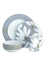 Fan Floral 4pc Place Setting