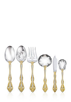 Oneida Golden Michelangelo 6-Piece Serving Set
