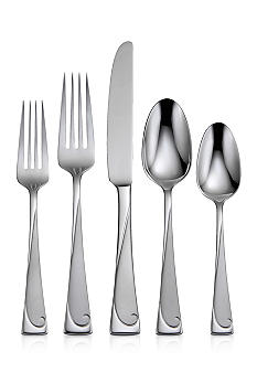 Oneida Script 45 Pc Flatware Set