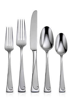 Oneida Script 45-Piece Flatware Set