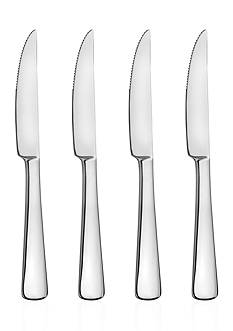 Oneida Aptitude 4-Piece Steak Knife Set