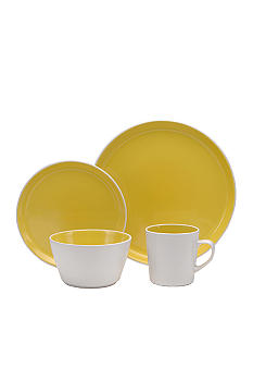 Oneida Colorburst 16-piece Set Lemon