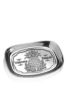 Wilton Armetale Pineapple Bread Tray