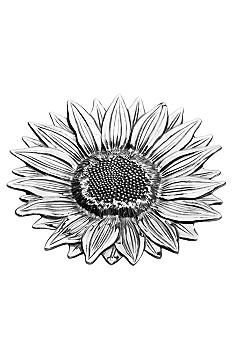 Wilton Armetale Sunflower 15