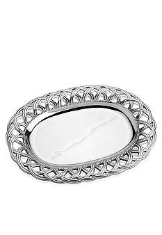 Wilton Armetale Harvest 16-in. Oval Tray
