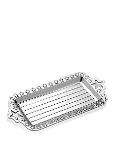 Wilton Armetale Americana Star Handle Tray