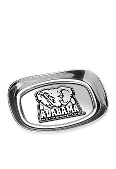 Wilton Armetale Alabama Crimson Tide Bread Tray