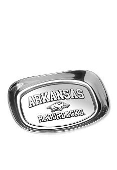 Wilton Armetale Arkansas Razorbacks Bread Tray