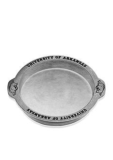Wilton Armetale Arkansas Razorbacks Grillware Deep Dish Pizza Tray