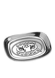 Wilton Armetale Auburn Tigers Bread Tray