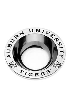 Wilton Armetale Auburn Tigers Medium Round Bowl