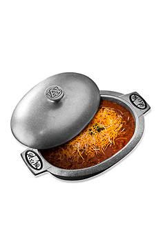 Wilton Armetale Auburn Tigers Grillware Chili Pot