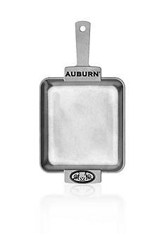 Wilton Armetale Auburn Tigers Grillware Square Sizzle Platter