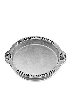 Wilton Armetale Florida Gators Grillware Deep Dish Pizza Tray