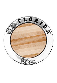 Wilton Armetale Florida Gators Small Cheeseboard